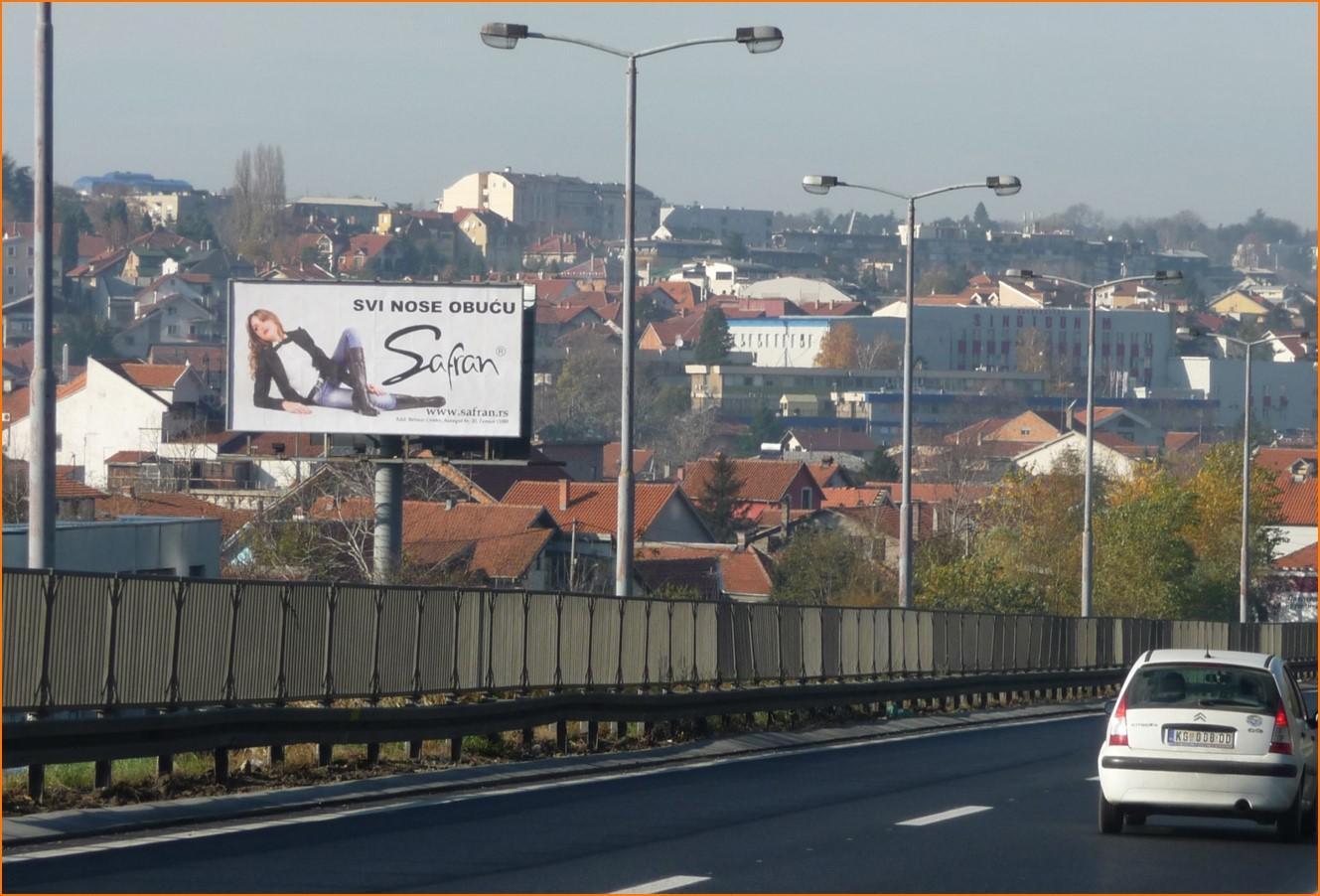 Bilbord Beograd BG-326b