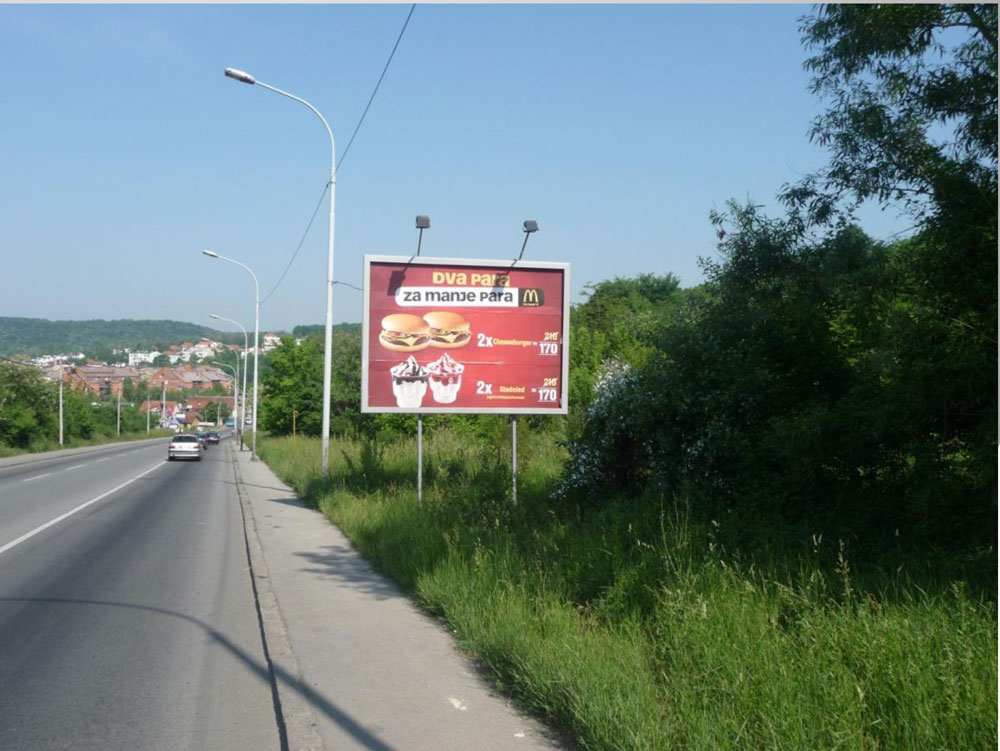 Bilbord Beograd BG-100a