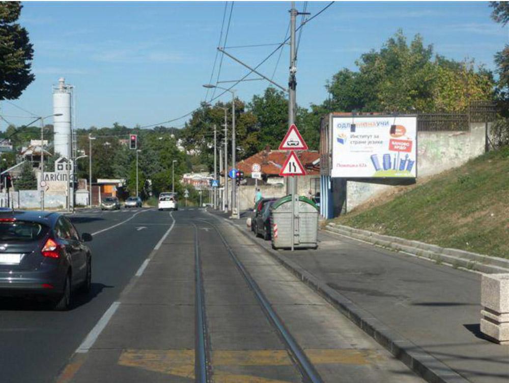 Bilbord Beograd BG-263