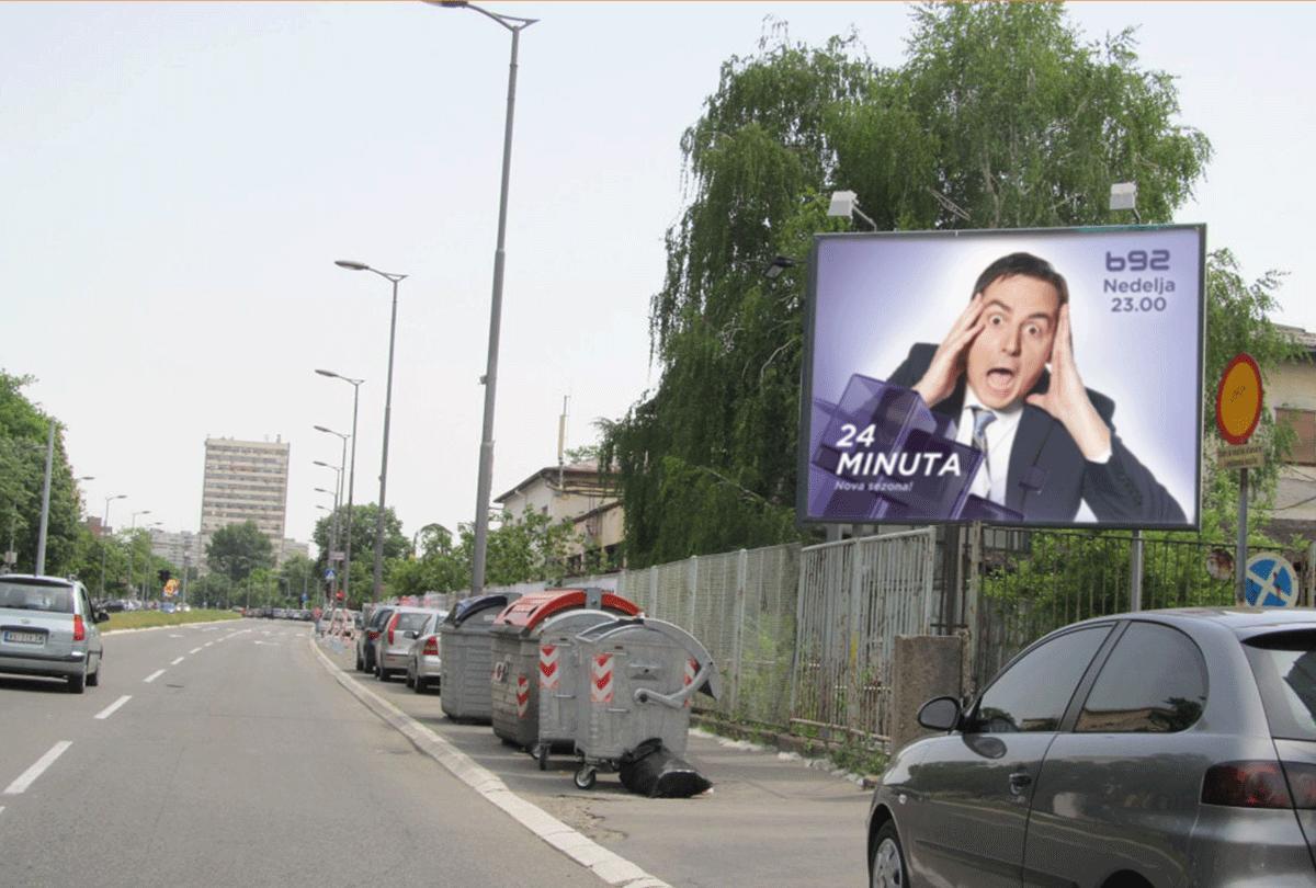 Bilbord Beograd BG-109a