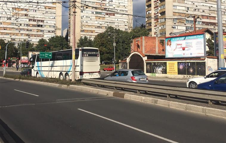 Bilbord Beograd BG-300a