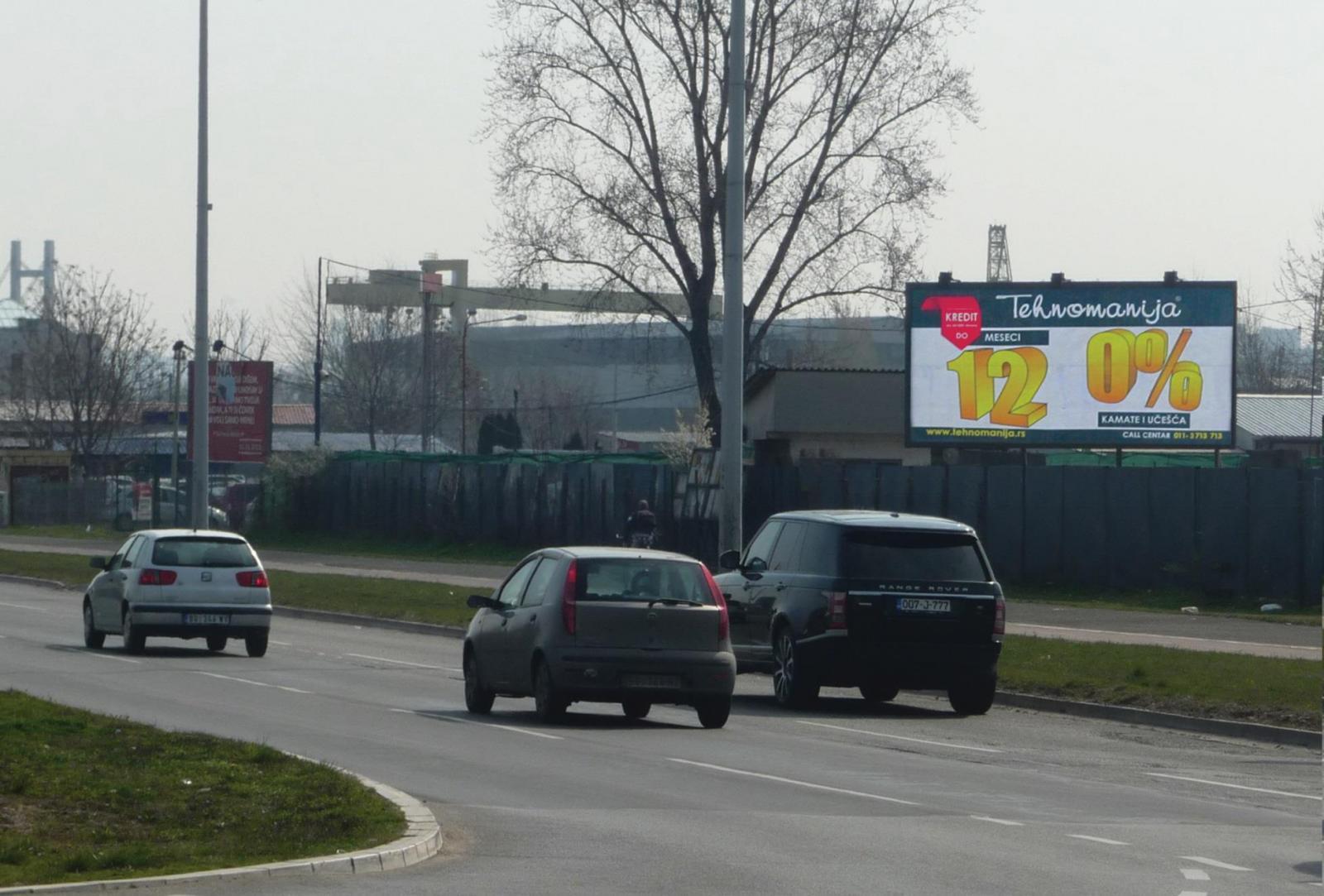 Bilbord Beograd BG-63