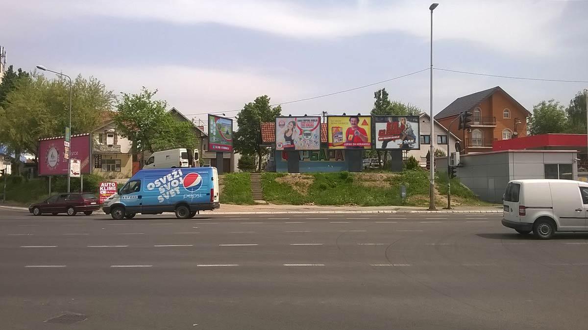 Bilbord Beograd BG-403