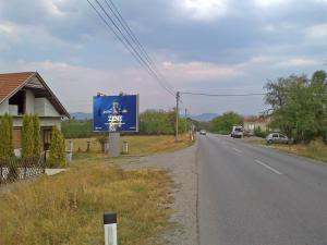 Bilbord Kraljevo KV-09