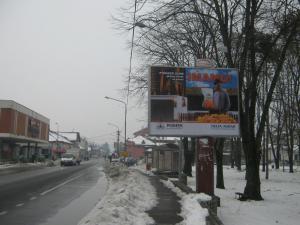 Bilbord Lešnica LŠ-01