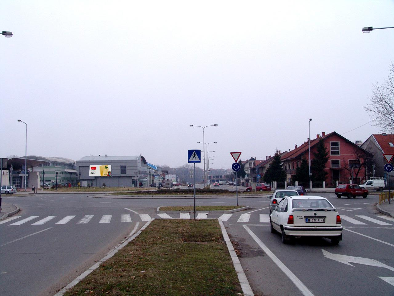 Bilbord Niš NI-91