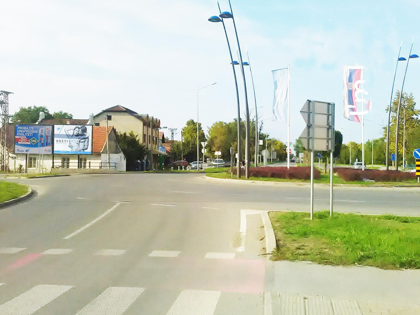 Bilbord Novi Sad NS-10