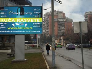 Bilbord Smederevo SD-03a