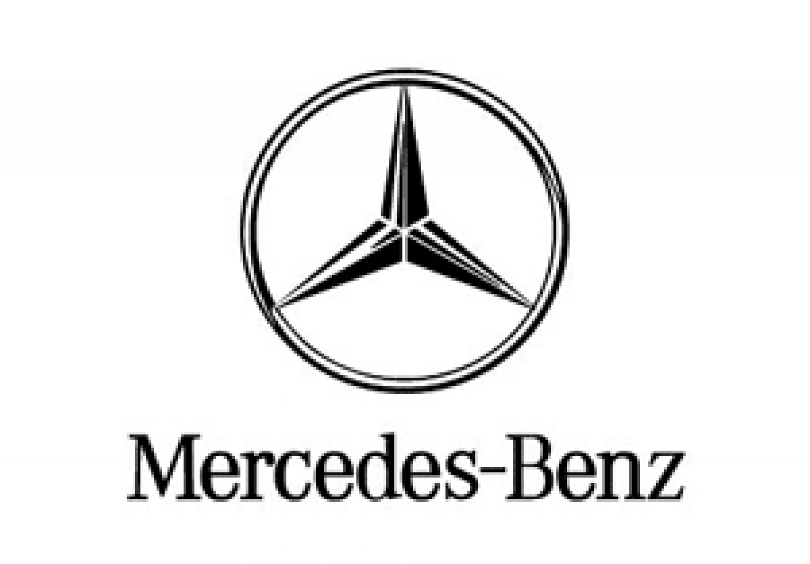 Bilbord za kompaniju Mercedes