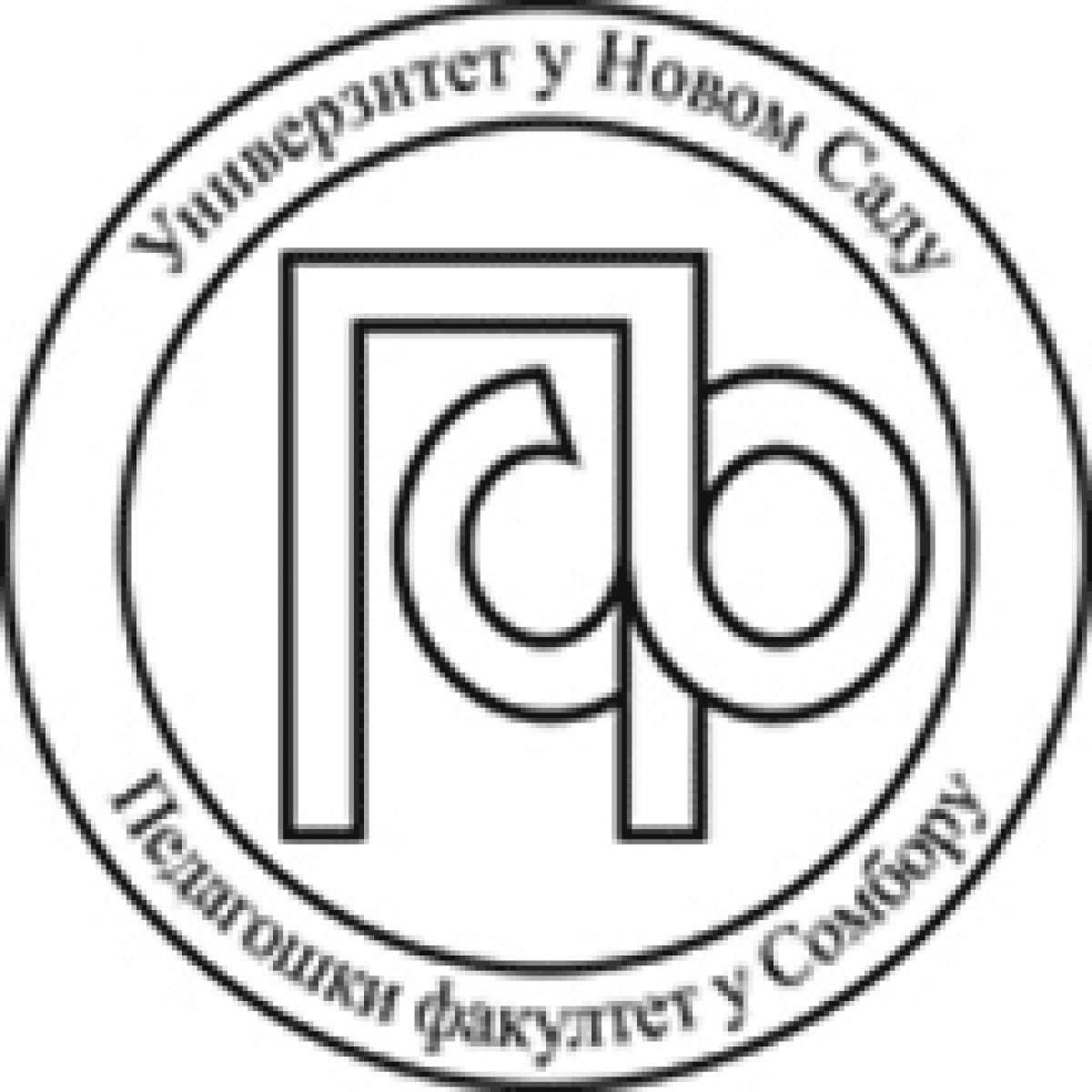Bilbord za kompaniju Pedagoski fakultet Sombor