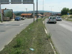 Bilbord Kragujevac KG-404