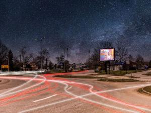 Bilbord Novi Sad NS LED-17