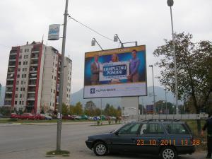 Bilbord Vranje VNJ-03