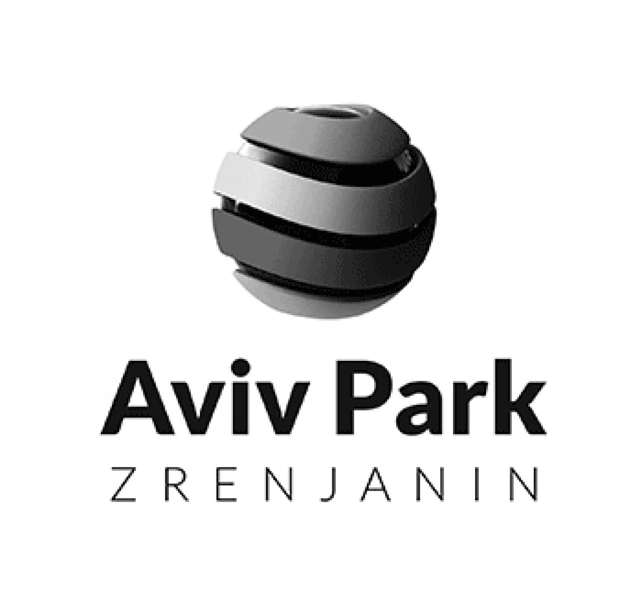 Bilbord za kompaniju Aviv Park