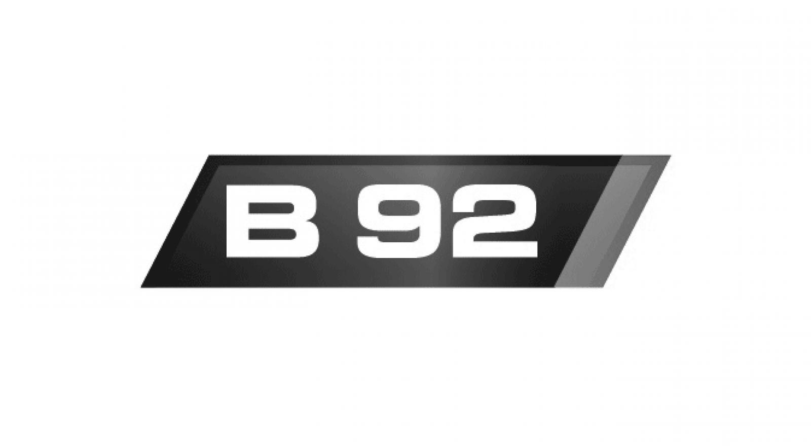 Bilbord za kompaniju B92