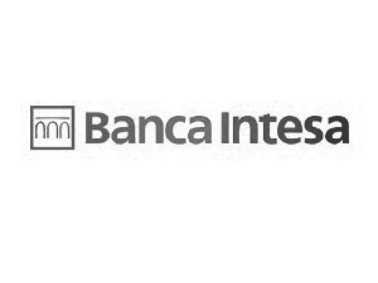 Bilbord za kompaniju Intesa banka