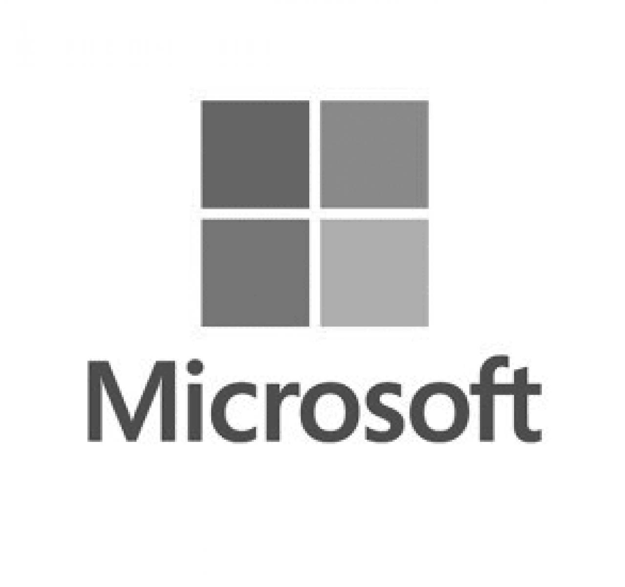 Bilbord za kompaniju Microsoft