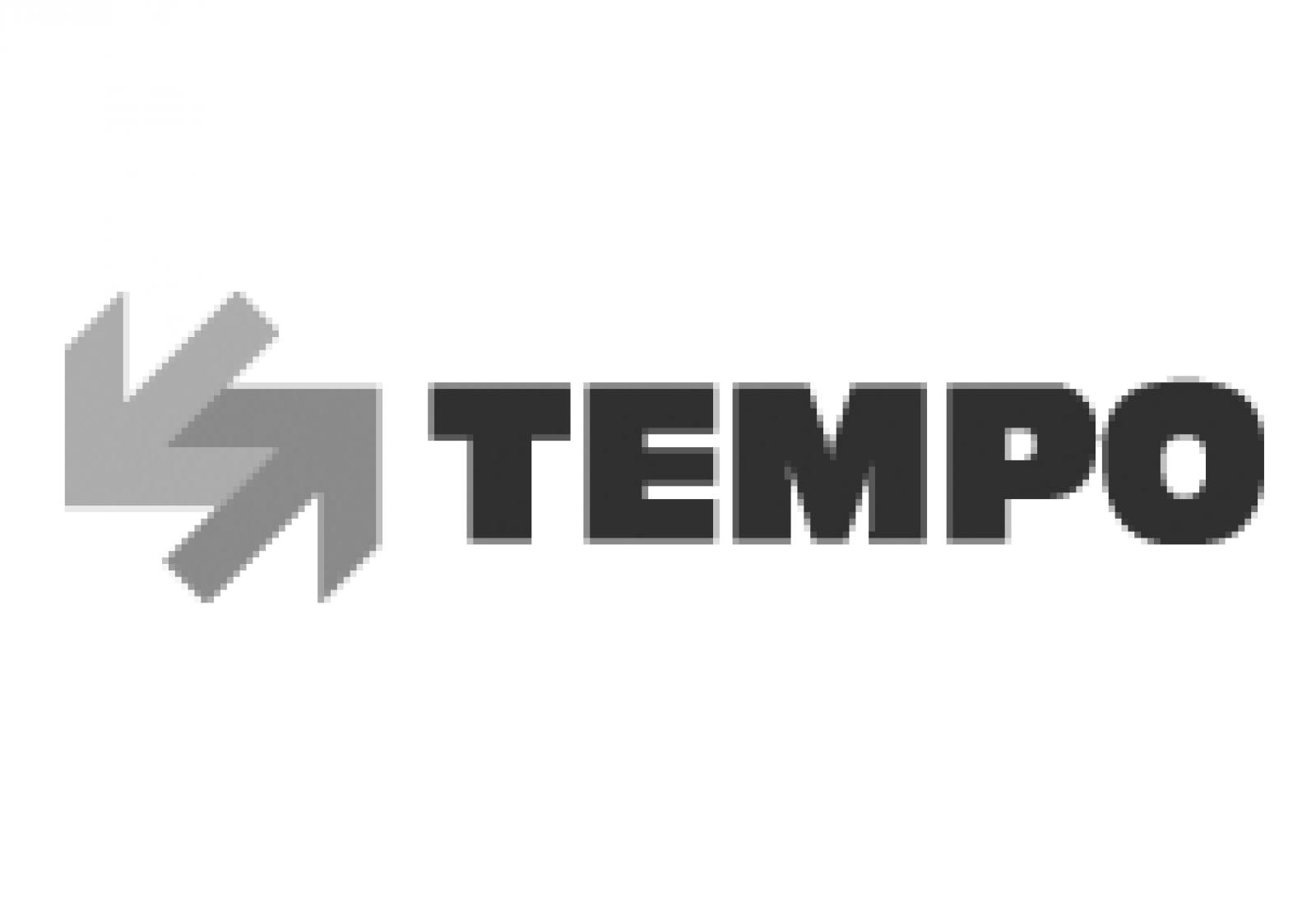 Bilbord za kompaniju Tempo